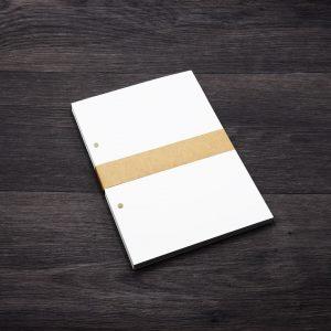 lot de 50 feuilles pour bullet journal carnet de bord agenda pour classeur a 2 trous
